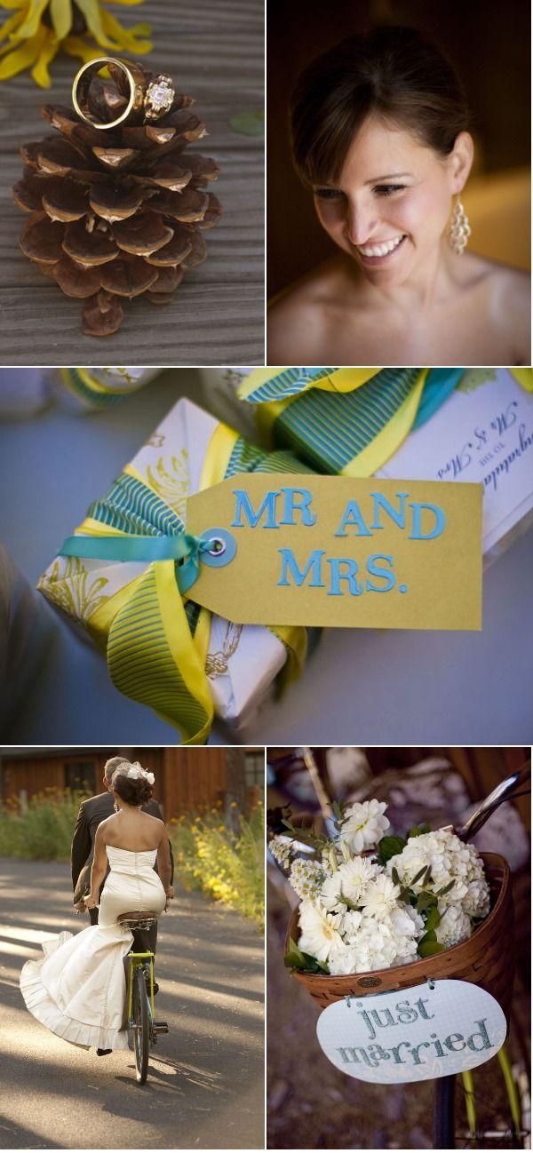 Bike weddingLace Wedding'S Dresses, Ideas, Lace Wedding Dresses, Oregon Whimsy, Receptions, Oregon Wedding, A Line Wedding'S Dresses, A Line Wedding Dresses, My Dreams Day