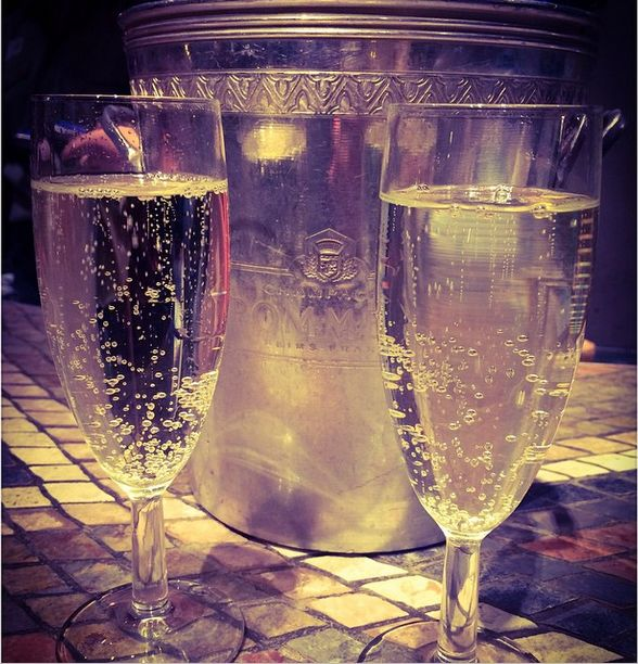 If you're celebrating with us then why not order a bottle of bubbly! Perfect for Father's Day 2015!