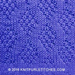1000+ images about Knitting Stitches on Pinterest Knit patterns, Fair isles...