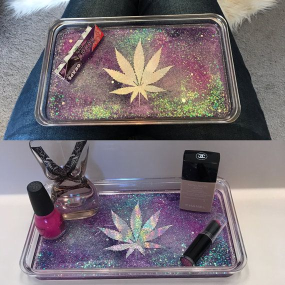 Rolling Tray Vanity Tray Bathroom Tray By Strawberrycoughs