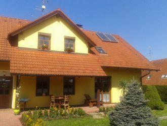 Solární ohřev vody Dolní Dvořiště