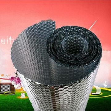 Super Thermal Insulation Materials Foil Car Material Wrap Alu Double Roof Greenhouse Fireproof So