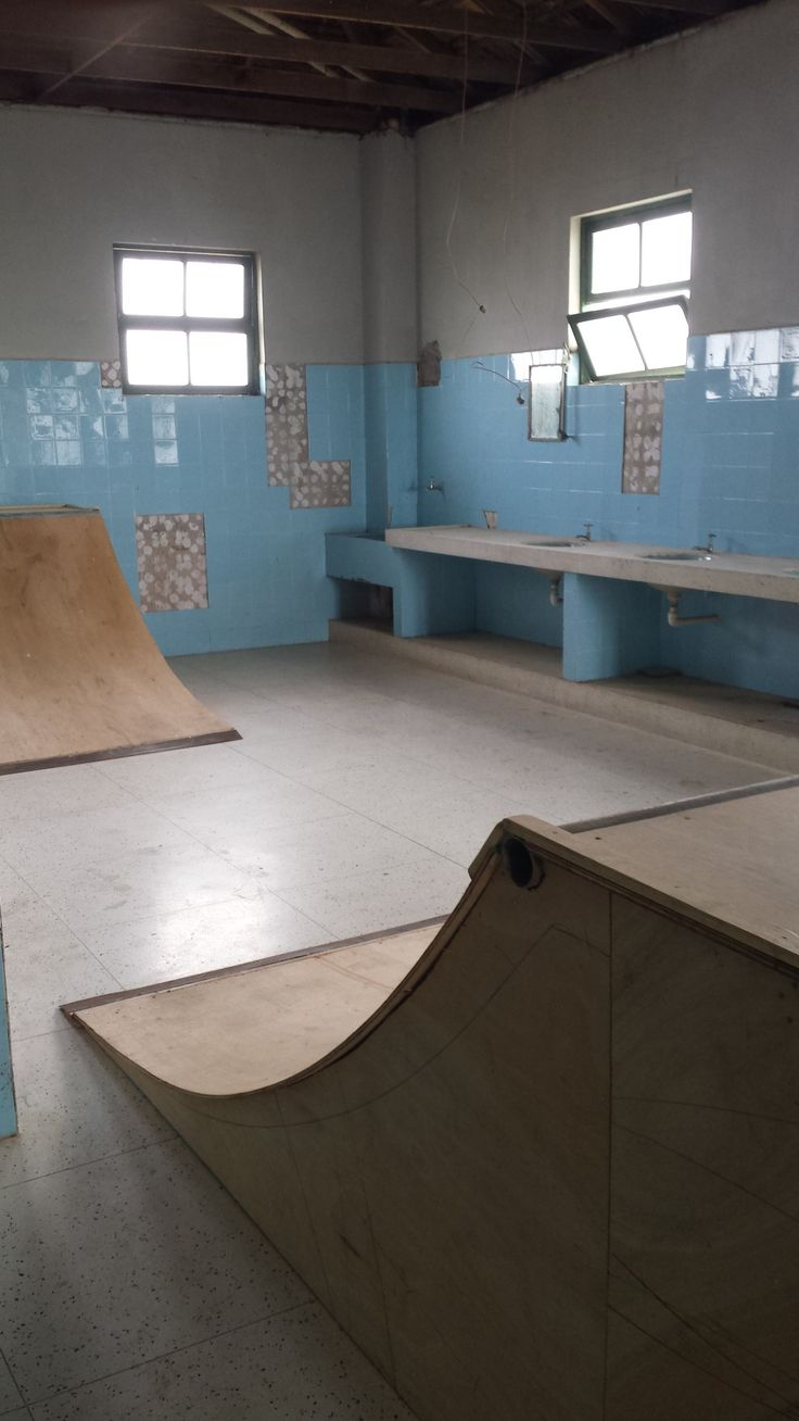 Rampa skate - quarter