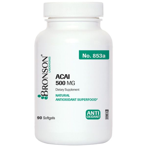 Acai 500 mg