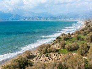 Komos Beach Crete