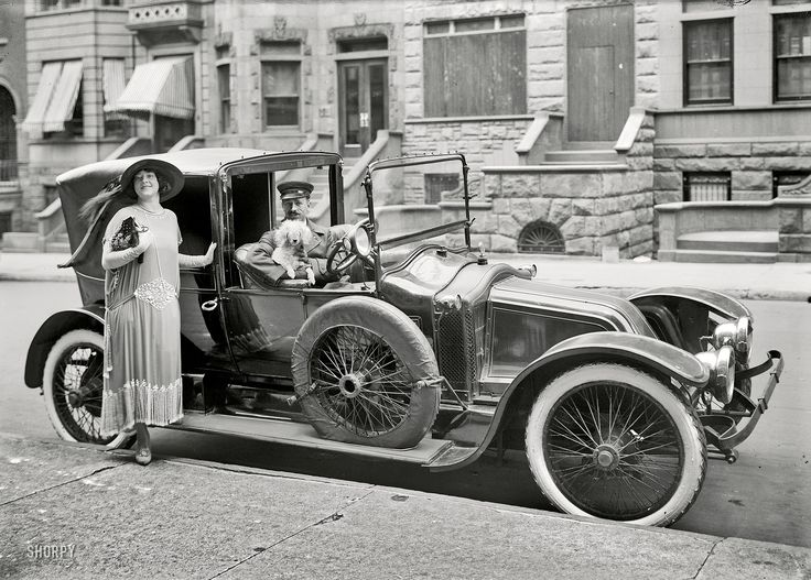Shorpy Historical Photo Archive :: Living Large: 1916