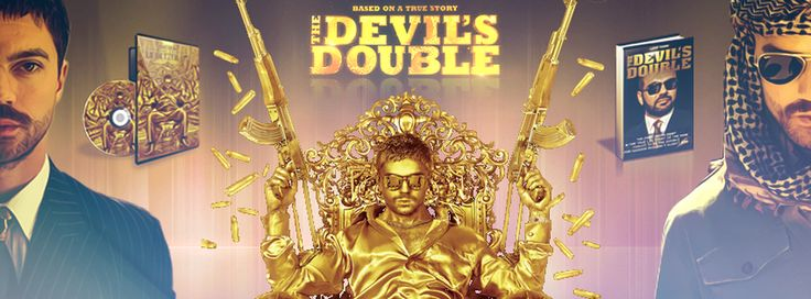 The Devil's Double Book and Movie By Latif Yahia.