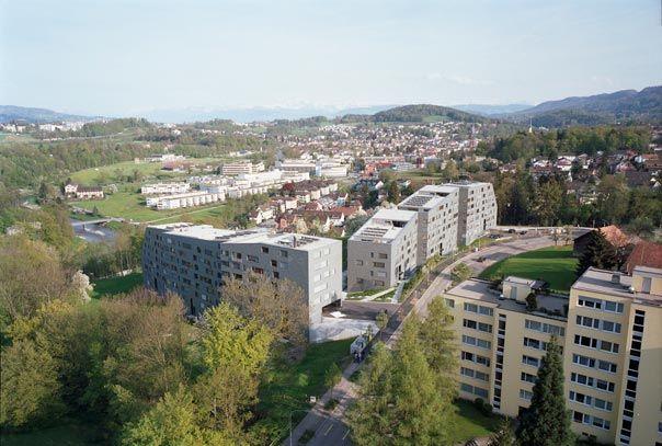Wohnsiedlung Leimbachstrasse | pool Architekten Zürich