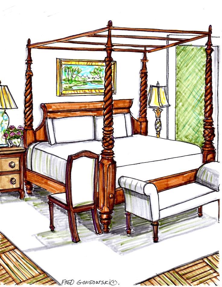 Large Master Bedroom Furniture Placement