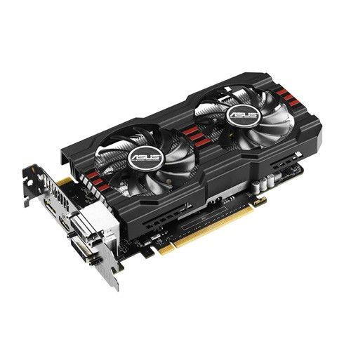 TARJETA VIDEO ASUS NVIDIA GFORCE GTX650TIB DC2OC 2GB DDR5 #specialtech
