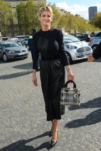 Paris Alice Taglioni Dior ss 13