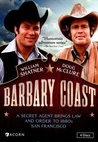 Barbary Coast [4 Discs] [DVD]