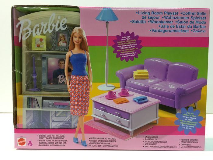 Fancy Vintage barbiesets in ongeopende dozen en kleding Catawiki Barbie Furniture
