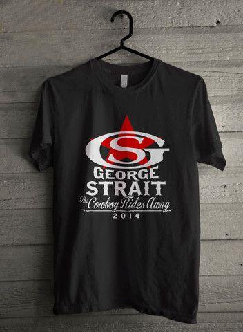 George Strait The Cowboy Rides Away 2014