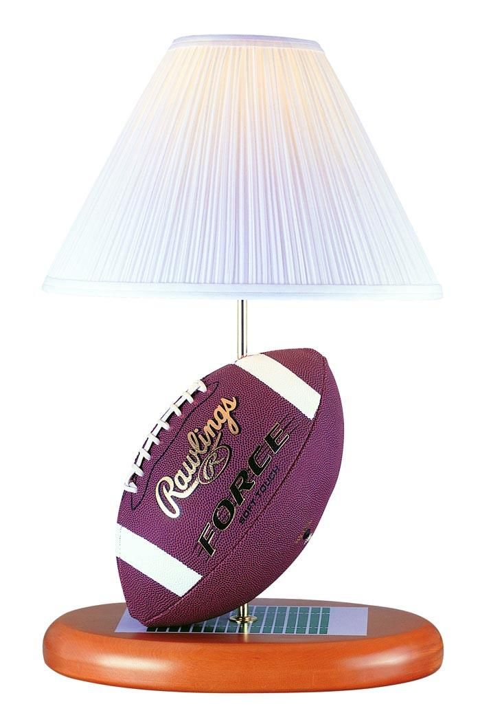 football lamp boys sports theme room with baseball wall decor basketball wall border football pictures fathead wall decals and so much more