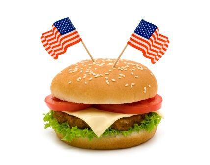 for American culture cuisine