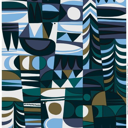 Marimekko Kuunsade fabric
