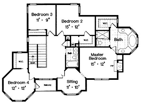 1005 best Floor Plans images on Pinterest | House floor plans ...