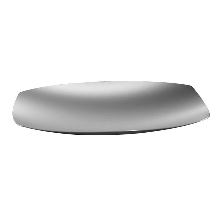 top3 by design - Fink - coolamon edge tray silver