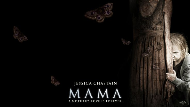 Similar to the story of the old nursery rhyme, the 2013 Spanish-Canadian horror movie Mama tells of two little girls left alone in the woods. Or so people thought.