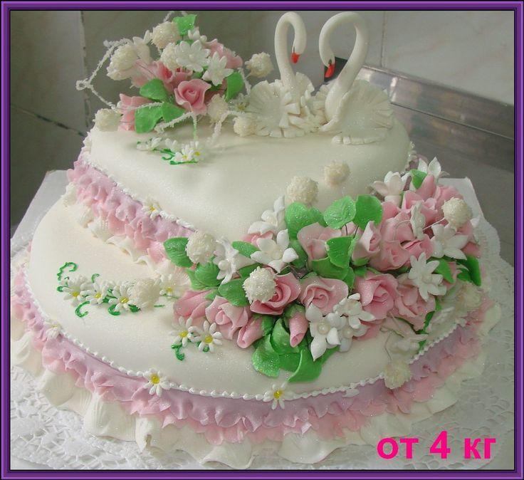 Марципановый торт в самаре