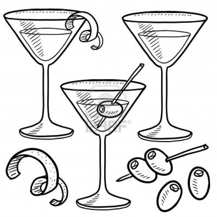 1000 images about martini glass on pinterest olives 4x4 and how to draw. Black Bedroom Furniture Sets. Home Design Ideas
