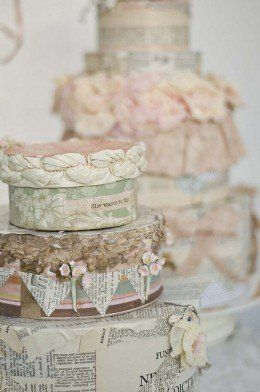 These paper mache boxes are charming I'm going to make these❤️