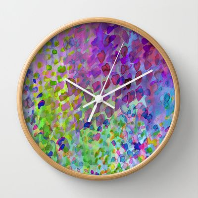 Boa Tropical Wall Clock + FREE SHIPPING WORLDWIDE TODAY