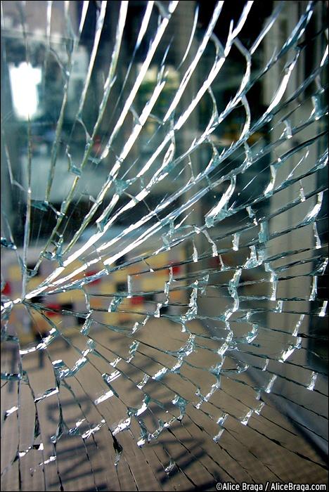 shattered glass angel  #NMrevolution