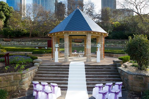 botanical gardens sydney wedding - Google Search