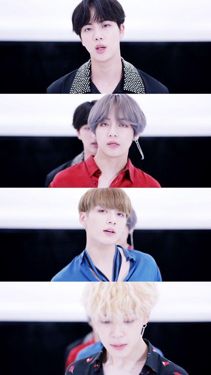 DNA M/V #BTS