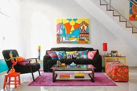 http://modelosdecasasmodernas.com/2014/05/12/como-decorar-salas-coloridas/