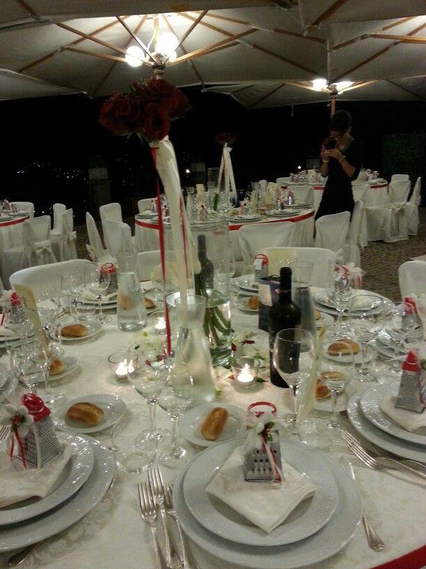 Red wedding!