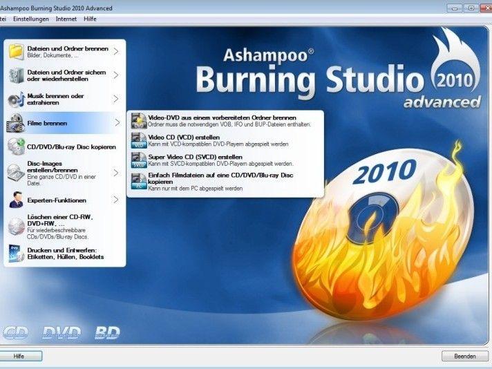 Ashampoo Burning Studio 9 10 Multi By Portableappz Dm999 Winlire Studio Patches 9 And 10