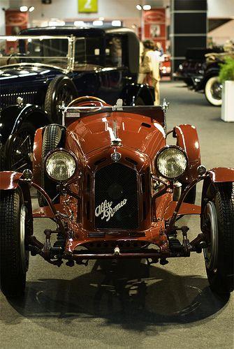 Alfa Romeo 8C 2300 Monza 2