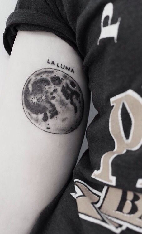 Download Free la luna tattoo | Tumblr to use and take to your artist.