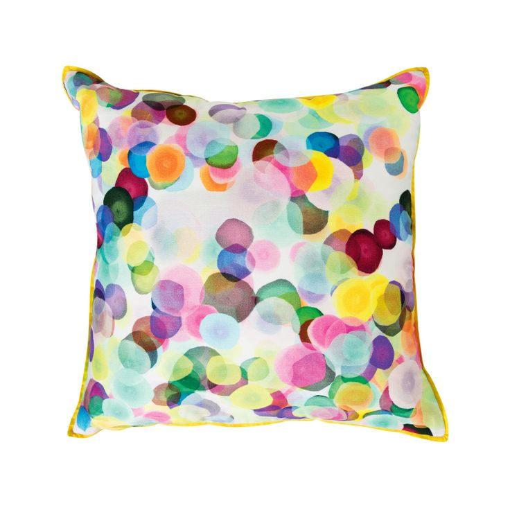 Spots Pastel Cushion from Domayne Online