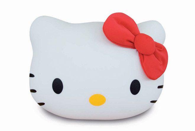 Coussin Hello Kitty - Coussin de Leblon-Delienne pour chambre d'enfant