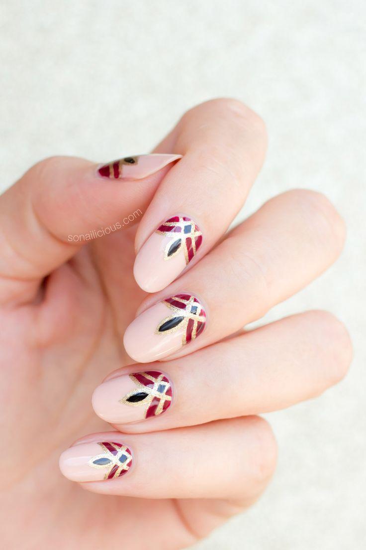 25+ Best Ideas About Elegant Nail Art On Pinterest