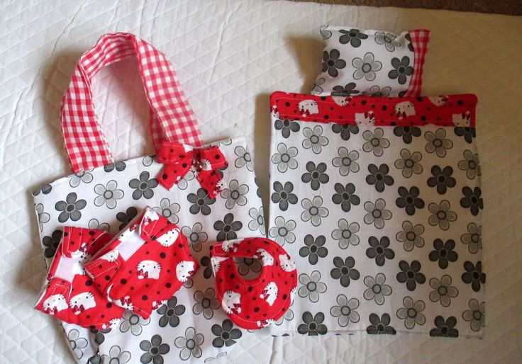 Hello Kitty Pillow And Throw Blanket Set : Handcrafted 10