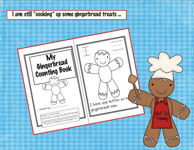 117 Best Gingerbread Man Activities, Freebies, And More
