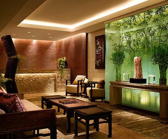 Reception area...a den of zen! | Holistic Decor