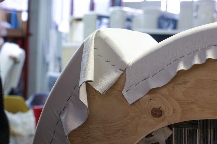 Custom made sofa #madebyhand #BertOprogetti #tailormade  #interiordesign  #sofa #madeinitaly