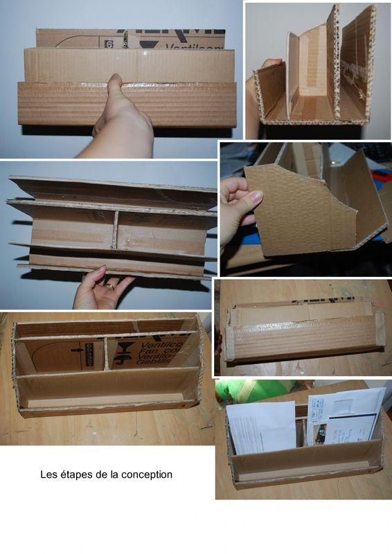 les 25 meilleures id es de la cat gorie porte courrier sur pinterest organisation colocataire. Black Bedroom Furniture Sets. Home Design Ideas