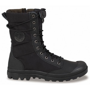 Pampa Tactical Boot Men's Black, $110, now featured on Fab.mens shoes.
