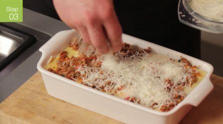 Lasagne met verse en gerookte zalm - Recept - Allerhande - Albert Heijn