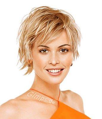 MessierShort Hair, Round Face, Fine Hair, Shorts Haircuts, Hair Cut, Shorts Hair Style, Thick Hair, Shorts Cut, Shorts Hairstyles