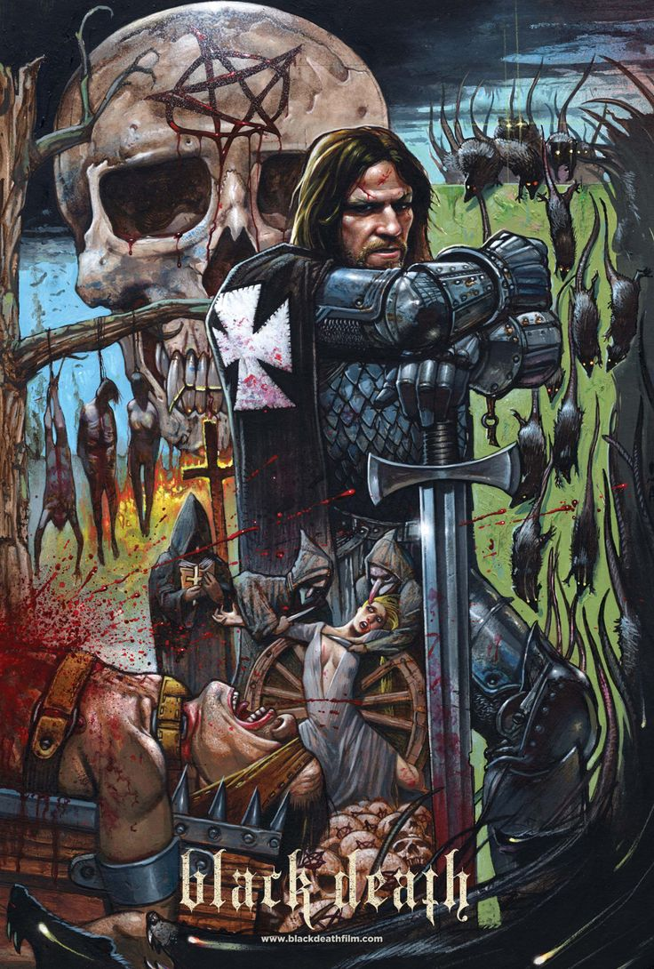 Black Death - Simon Bisley