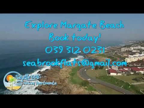 #drone #footage shows off the beauty of the #worldrenowned Margate #GoldenMile Tx @PerfectAfrica for the info!