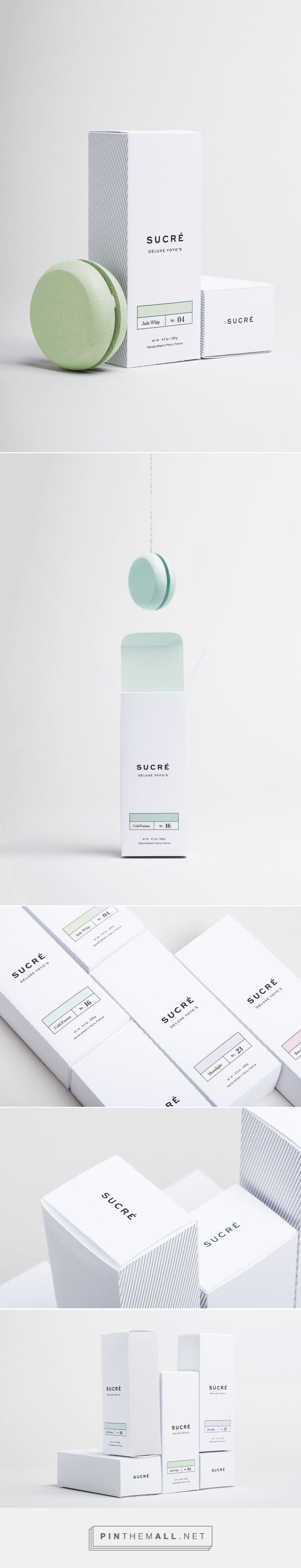 Sucré YoYo Packaging.